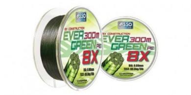 Плетено влакно Asso Evergreen