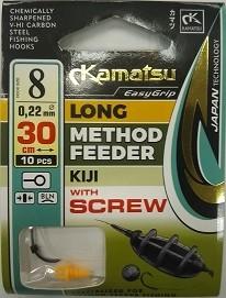 Повод за фидер с винт - Kamatsu