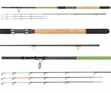 Риболовна пръчка Konger - Spirado Feeder