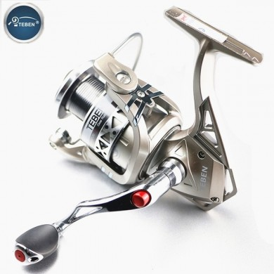 Риболовна макара Teben GTS