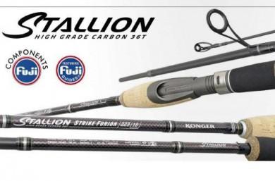 риболовна пръчка Konger - Stallion