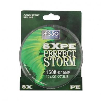 Влакно Asso - PE 8x Perfect Storm