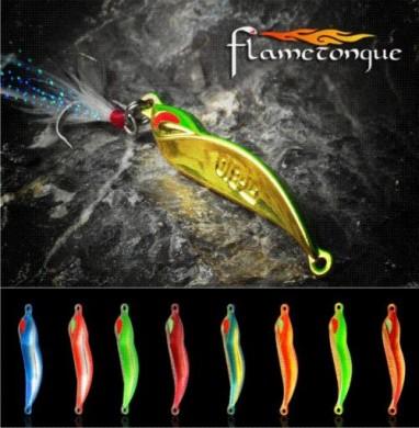 Gt - Bio - Flamentongue